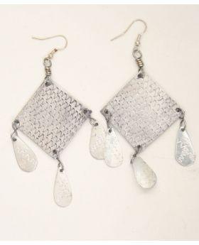 Aluminium Ushindi Earrings