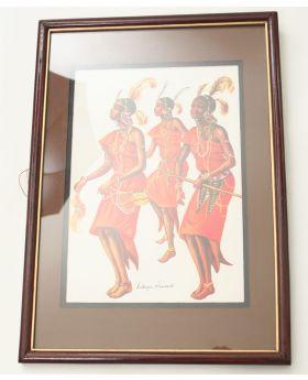 Kikuyu Dancers