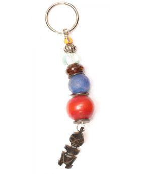 Mixed Beads Key chain