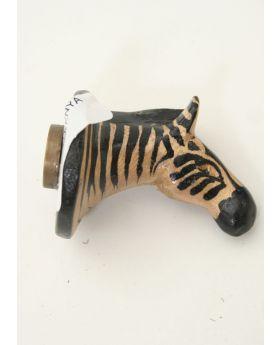 Zebra Fridge Magnet