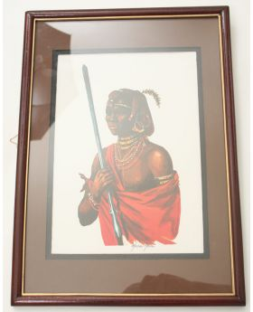 Massai Moran