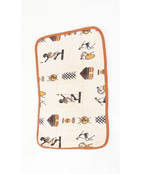 Kenyan Table Mats - 3 pieces