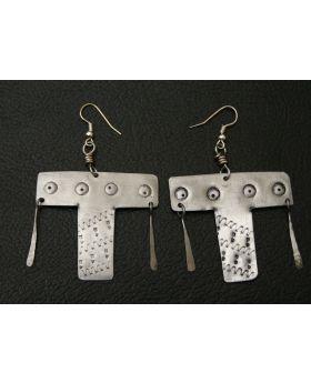 T Earrings