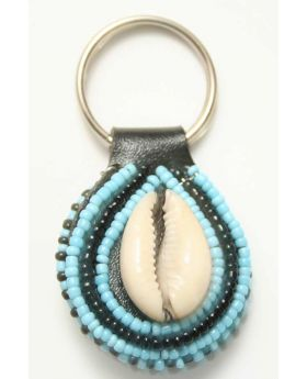 Beaded Maasai Key chain