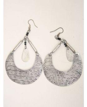 Aluminium TIP Earrings